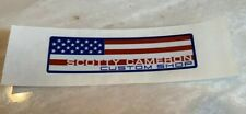 Scotty Cameron 2019 Putter Shaft Band Custom Shop USA American Flag Sticker