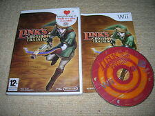 LINK`S CROSSBOW TRAINING - Rare NINTENDO Wii Game ! Wii