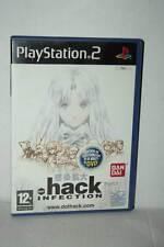 DOT HACK INFECTION PART 1 USATO OTTIMO STATO PS2 VERSIONE ITALIANA PAL RS2 40940