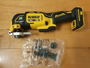 DEWALT DCS356 20V Cordless Brushless Oscillating MultiTool - New w/ Blade