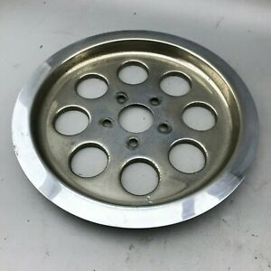 Pulley Cover Antrieb Harley Davidson Dyna Softail Touring Electra Glide