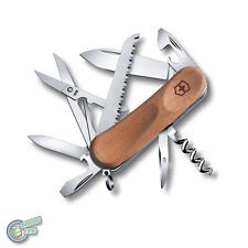 2.3911.63 38014 VICTORINOX Swiss Army Knife Evolution Wood 17 Walnut