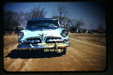 1950's 1955 Dodge Royal Lance Car, Original Photo Slide a12a