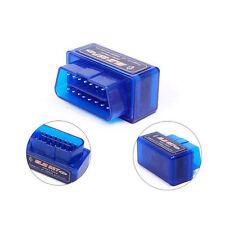 OBD II 2 ELM327 Car MINI Bluetooth Diagnostic Scanner Tester Tool Check Engine