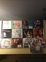 Madonna CD And CD Single Collection