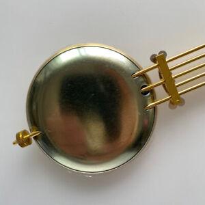 Classic Gold Clock Swing Pendulum Movement DIY Replacement Part Repair Kit Tool