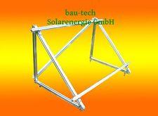 PV Solar Unterkonstruktion Aufständerung für 2 Stück  100 oder 130 Watt Module