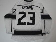 Dustin Brown Signed Reebok Los Angeles Kings 2012 Stanley Cup Jersey Jsa Coa