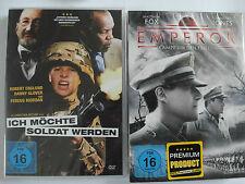 Action Sammlung - Ich möchte Soldat werden & Emperor - Japan 1945 & Kindersoldat