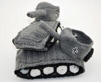 Panzer Pantoffel Herren Gr 42 Handarbeit Ebay
