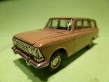 MOSKVITCH  1:43  USSR    RARE SELTEN  -  IN GOOD CONDITION