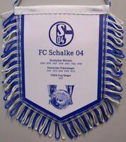FC Schalke 04 + Wimpel Banner + Die Erfolge + Neue Version + 1934 bis 2011 (70)