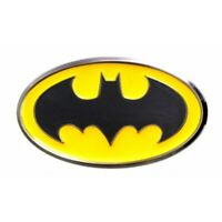 Batman Classic Logo Colored Pewter Collectible Lapel Pin