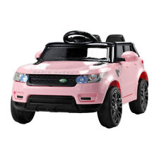 RIGO Kid's Electric Ride On Car Range Rover Coupe - Pink