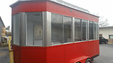 2017 Diner Style Concession Food Trailer - 8' x 16'