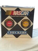 Nascar Collectors Edition Checkers