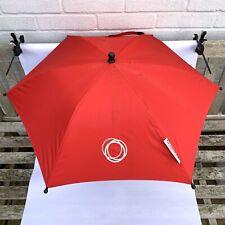 Bugaboo sombrilla paraguas Parasol-Rojo-Excelente Estado