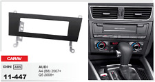 CARAV 11-447 1Din Marco Adaptador Kit de Radio para AUDI A4 (B8) 2007+, Q5 2008+