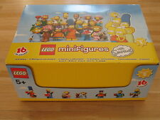 (EUR 2,99/Stück) DISPLAY mit 60 Stück LEGO® MINIFIGUREN Nr. 71009  SIMPSONS 2