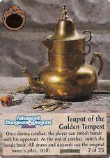 Spellfire-Forgotten domaines Chase #07 - frc/07 - Teapot of the Golden Tempest