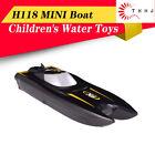 TKKJ H118 1:47 2.4G 4CH 50M Distance 10km/h Mini  RC Boat Children's Water Toys
