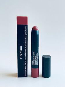 MAC Patentpolish Lip Pencil CLEVER Full Size 0.08 oz New In Box