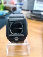 Casio G-Shock G-8100 RARE Black Negative screen square design dual EL light