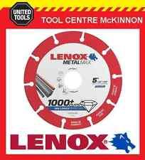 """NEW! LENOX METALMAX 5"""" / 125mm METAL CUTTING WHEEL – 1000+ CUTS PER BLADE!"""