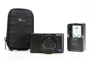 Sony Cyber-shot DSC-RX100 Mark V DSLR Compact Camera integrated 24-70mm Lens EXC