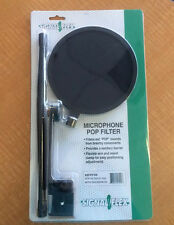 "Signal Flex 6"" Microphone Pop Filter with Goosneck Arm SFPFD6 @ MUSIC OUTLET!!!"