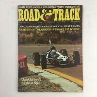 Road & Track Magazine December 1967 Dan Gurney's Eagle & Jaguar 420, No Label