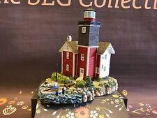 Harbour Lights Mispillion Delaware, #1563/4000 Lighthouse Figurine #302, 2004