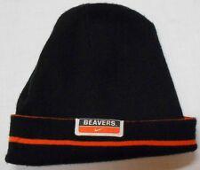 Nike Oregon State Beavers Black & Orange Beanie