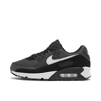 Men's Nike Air Max 90 Essential Running Shoes Black