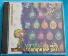 virtual computer pets, Amiga/Commodore/PC/MAC CD-ROM