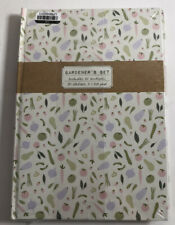 Gardener's Stationary Set with 20 Envelopes, 30 Stickers & 1 List Pad New/Sealed