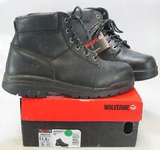 "WOLVERINE Men's MARQUETTE 6"" Steel Toe EH SR Work Boot US 11.5 E/W W04714"