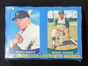 1989 Pacific Baseball Legends Factory Sealed Set 220-cards Mantle Ruth Williams