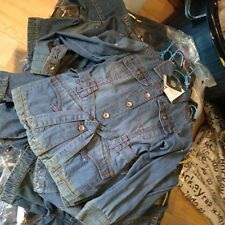 Lot 48 Jackets Jeans Brand Meex Girl Child and Boy