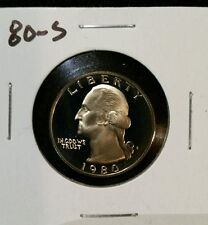 1980-S,,,,,,US PROOF QUARTER,,,FROM US PROOF SET