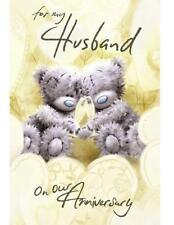 Me to You for My Husband on Our Anniversary Card Tatty Teddy Bear Gift
