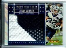 2013 Panini Tools Of The Trade Lava Flow No.3 Jersey Jason Witten Dallas Cowboys