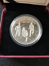 **2012**War of 1812 Proof Canadian Silver Dollar