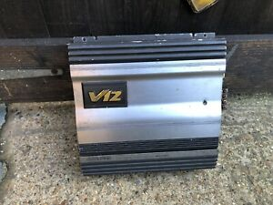 Alpine V12 Amp Classic car power amp