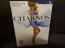 Charnos 7 Denier Natural Tan Extra Large Simply Bare Tights