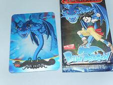 LAMINCARDS EDIBAS  BLUEDRAGON N° 49 BLUE DRAGON POTENZA 150 LAMIN CARDS