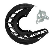 ACERBIS X-BRAKE FRONT BRAKE DISC GUARD COVER MOUNTING KIT KTM 125 144 150 200 SX