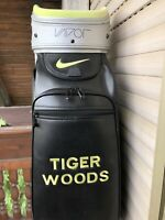 Nike Vapor Tiger Woods/  Tour / Staff / Cart Bag Collectors /Rare / Black