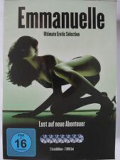 Emmanuelle - 7 Filme Ultimate Erotic Sammlung - Nackte Tatsachen, Im Paradies
