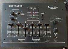 Monacor MPX 5000 Mischpult/Stereo Mixer